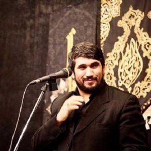 نوحه مرحوم محمدباقر منصوری به نام بو حسین کیمدی