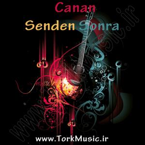 دانلود آهنگ ترکی جانان به نام سندن سونرا