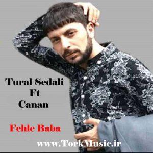 دانلود آهنگ تورال صدالی و جانان به نام فحله بابا