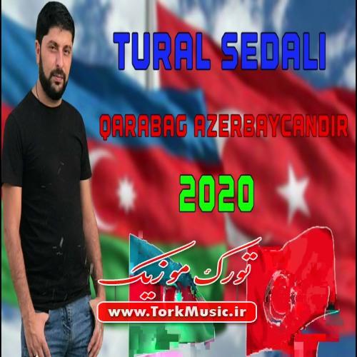 دانلود آهنگ ترکی قاراباغ اذربایجاندی از تورال صدالی