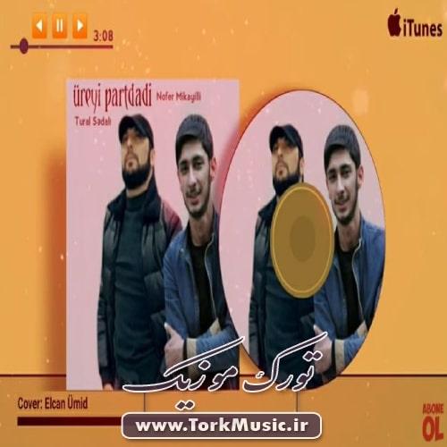 دانلود آهنگ ترکی اوریی پاردادی از تورال صدالی